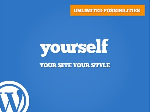Yourself template WordPress