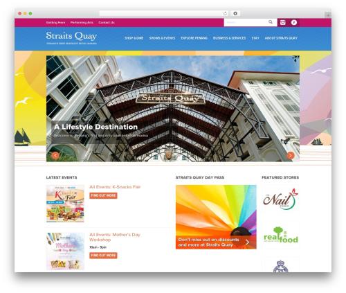 Free WordPress WP Simple Galleries plugin - straitsquay.com