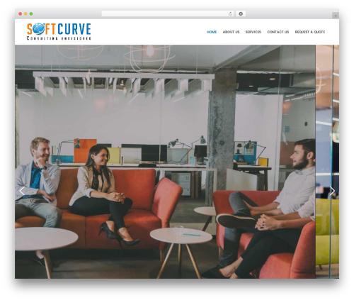 WP theme EasyWeb - softcurve.com