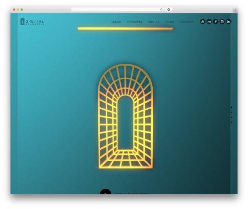 WP template Struck - orbital-production.com