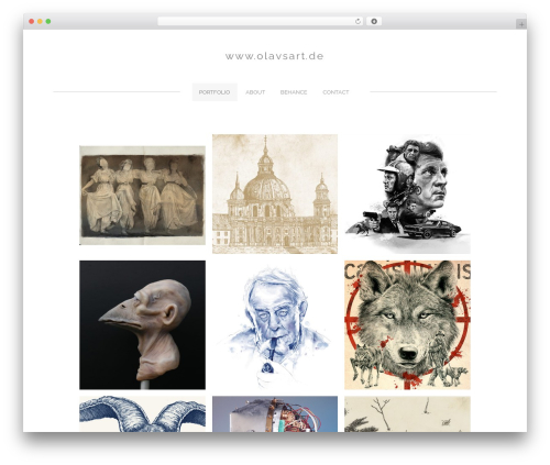 Twenty Seventeen WordPress theme download - olavsart.de