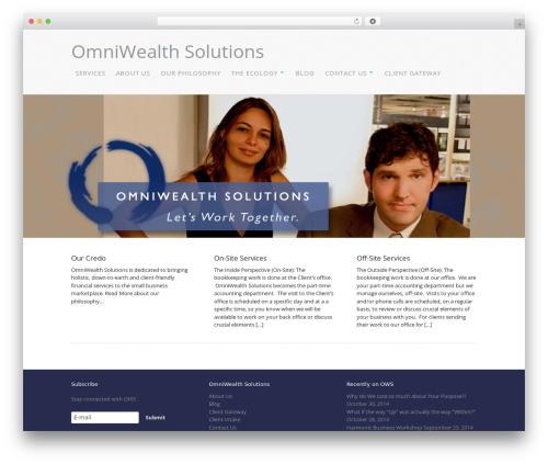 Theme WordPress Whitelight - omniwealthsolutions.com