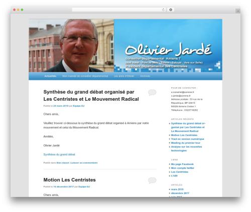 Twenty Eleven theme WordPress free - olivierjarde.info