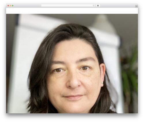 Template WordPress Divi - olgagutierrez.es