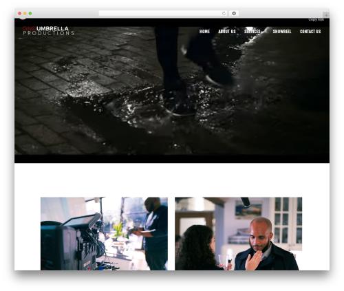 WordPress theme Avoir - oneumbrellaproductions.com