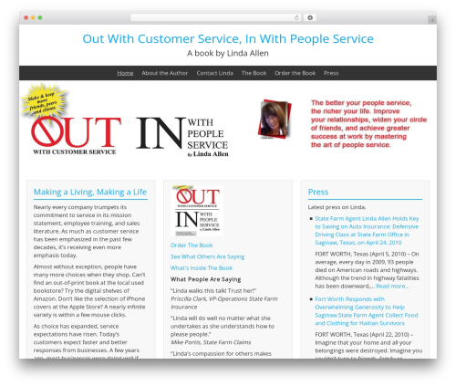 BlueGray free website theme - outwithcustomerservice.com