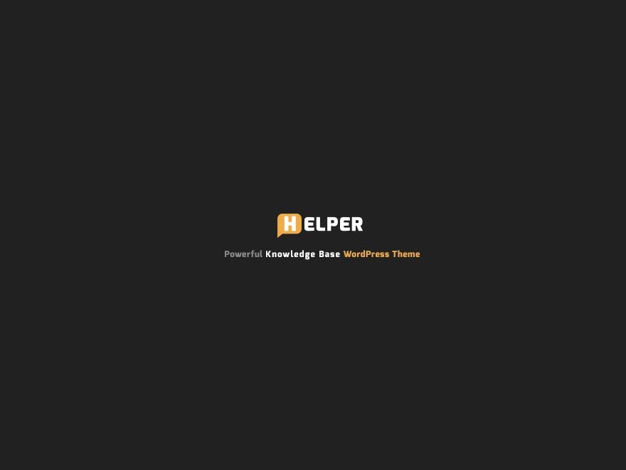 Landing Page WordPress landing page
