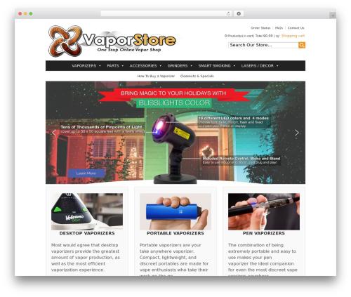 Free WordPress ECT Sitemap plugin - vaporstore.com