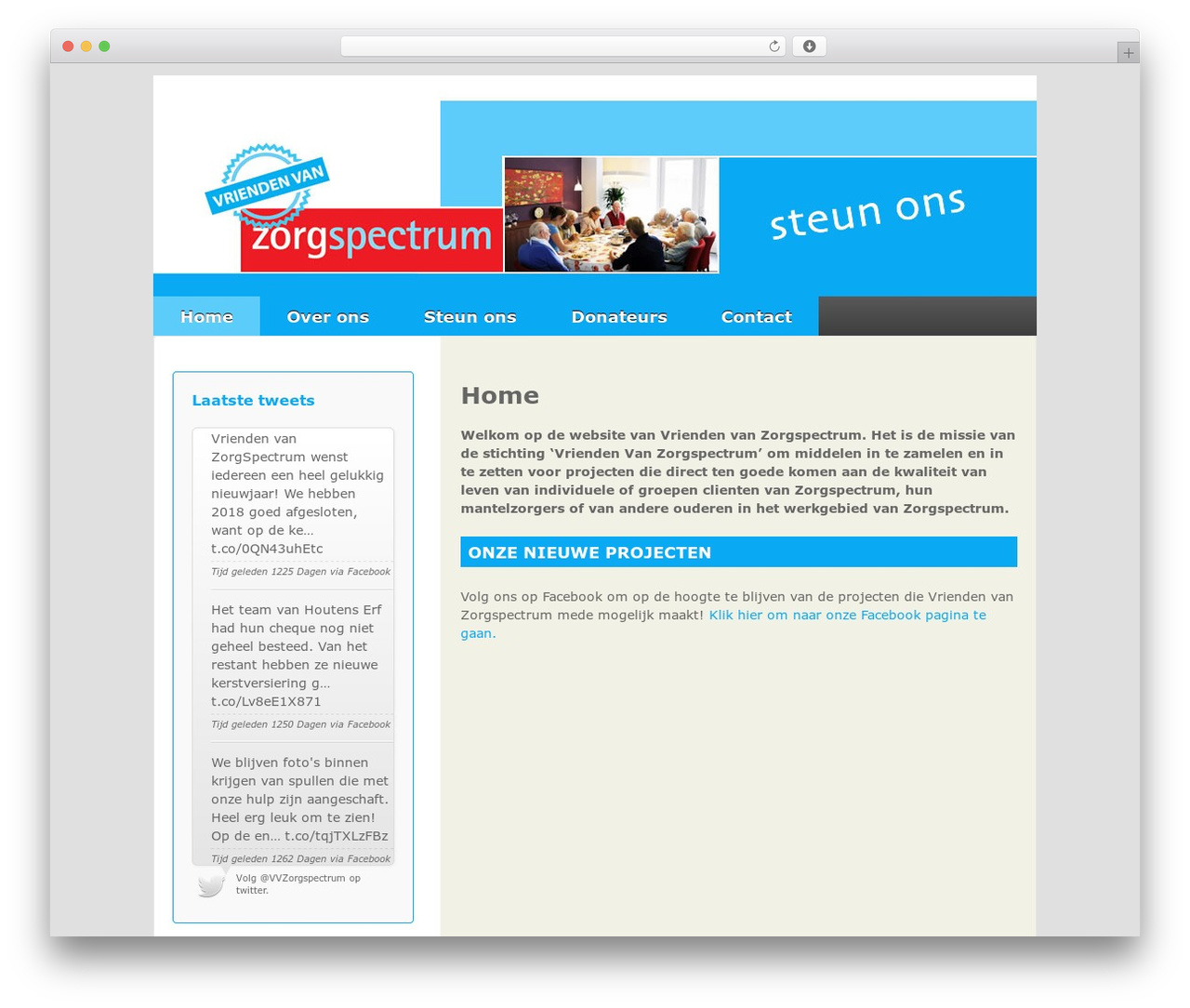 Responsive WordPress free download - vriendenvanzorgspectrum.nl