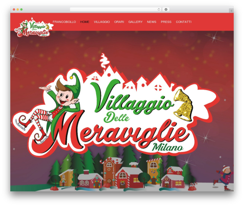 Free WordPress Custom Banners plugin - villaggiodellemeraviglie.com