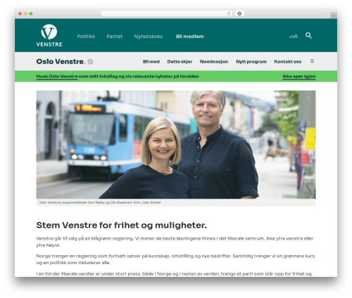 Free WordPress Shortcode Table of Contents plugin - venstre.no/lokal/oslo