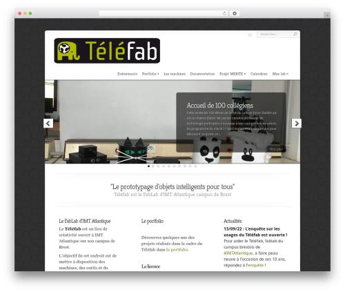 Free WordPress Organize Series plugin - telefab.fr