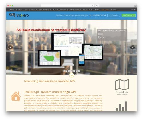 Gantry Theme for WordPress best WordPress theme - trakero.pl