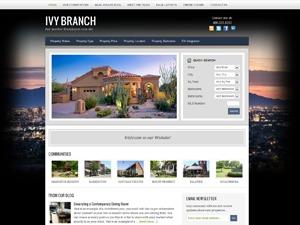 Ivy Branch premium WordPress theme