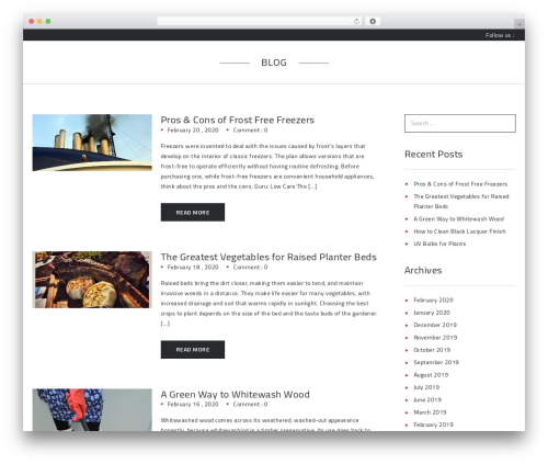 MusicMacho WordPress theme free download - tiltedgrill.com