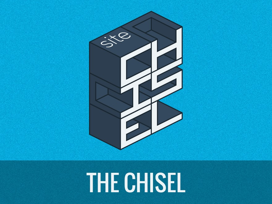 siteChisel Child Theme WP template