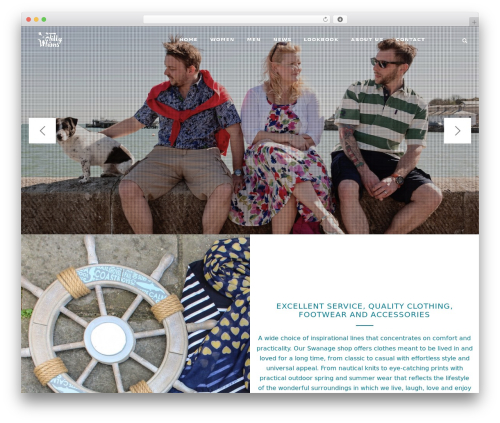Soffia WordPress ecommerce theme - tillywhims.co.uk