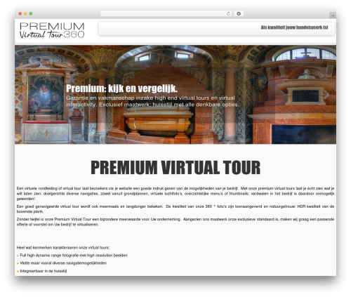 Free WordPress WordPress Picture / Portfolio / Media Gallery plugin - virtual-tour.be