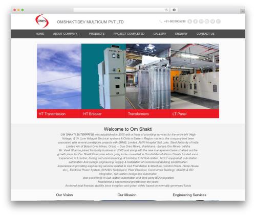 Free WordPress WP Simple Galleries plugin - omshakti.in