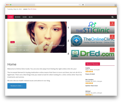 ColorMag theme free download - onlineclinicguide.co.uk