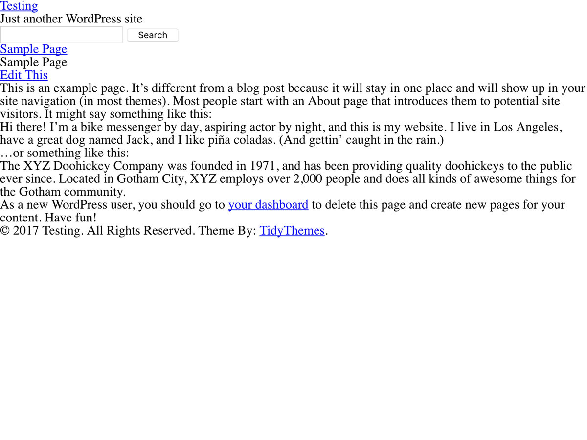 Best WordPress template Ontima - Reunion Theme v1