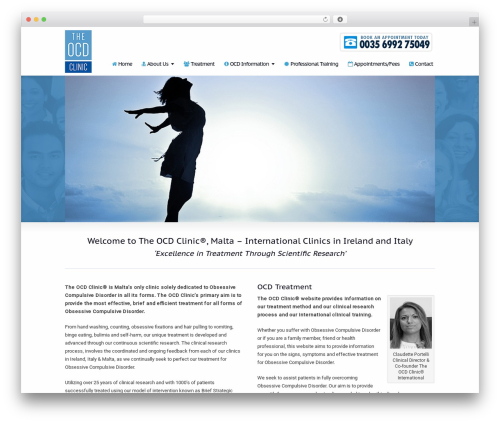 Striking MultiFlex & Ecommerce Responsive WordPress Theme best WooCommerce theme - ocdclinicmalta.com