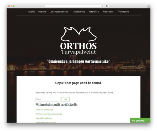 WP theme Padhang - orthos.fi/2014