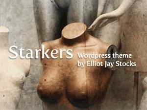 Best WordPress template Starkers