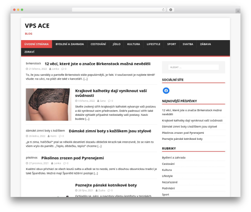 Free WordPress Child Theme Generator plugin - vpsace.org