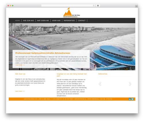 Motif theme WordPress - venvdb.nl