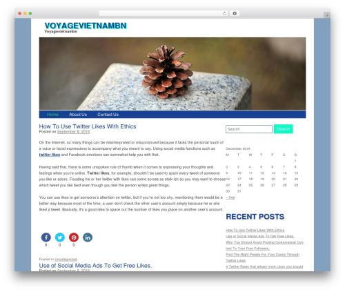 WordPress wpmu-quotes plugin - voyagevietnambn.com