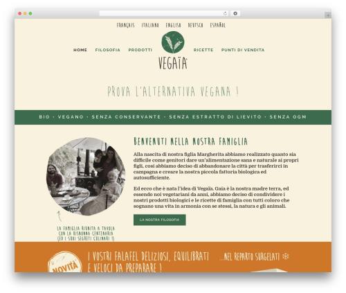 Free WordPress Snazzy Maps plugin - vegaia.it