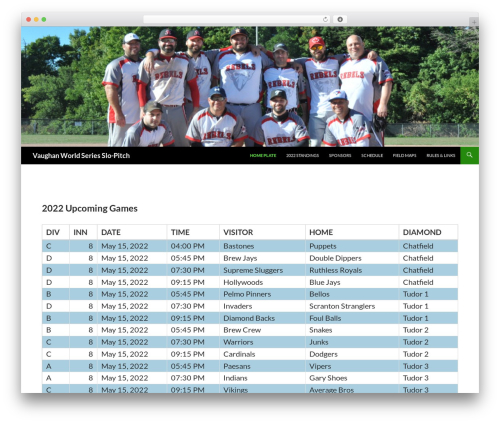 Twenty Fourteen free WordPress theme - vwssl.com