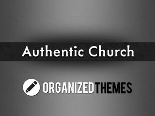 Authentic Theme best WordPress template