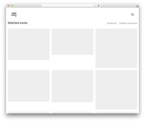 Kalium WordPress page template - tuomassiitonen.fi