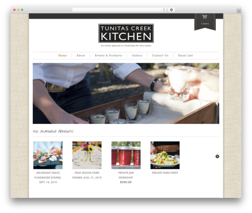 Maya Shop best WooCommerce theme - tckitchen.net