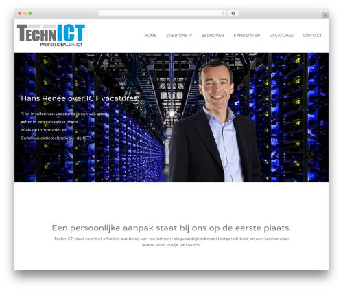Theme WordPress Jobify - technict.nl