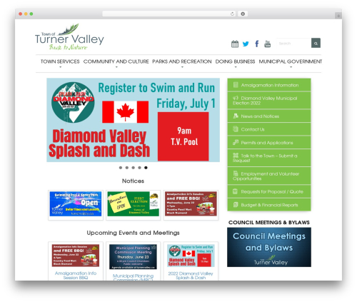 Free WordPress News Manager plugin - turnervalley.ca