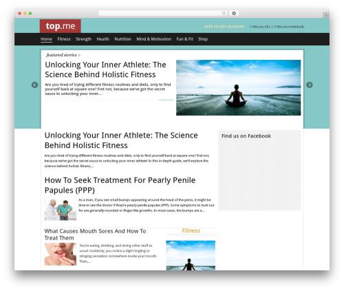 Free WordPress Amazon Product in a Post Plugin plugin - top.me