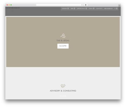 Applay theme WordPress - vescogiaretta.com