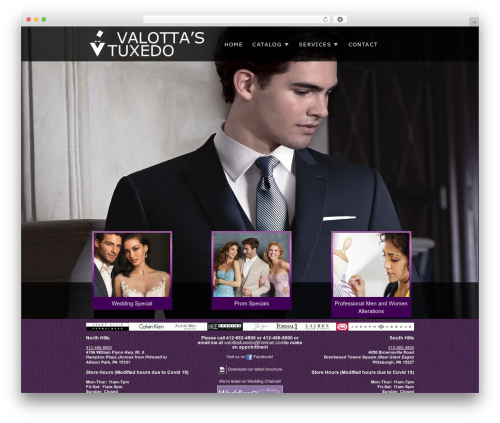 Responsive WordPress theme free download - valottastuxedo.net