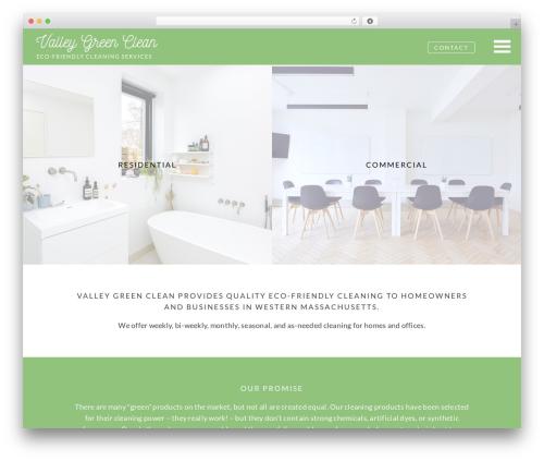 Free WordPress Snazzy Maps plugin - valley-green-clean.com