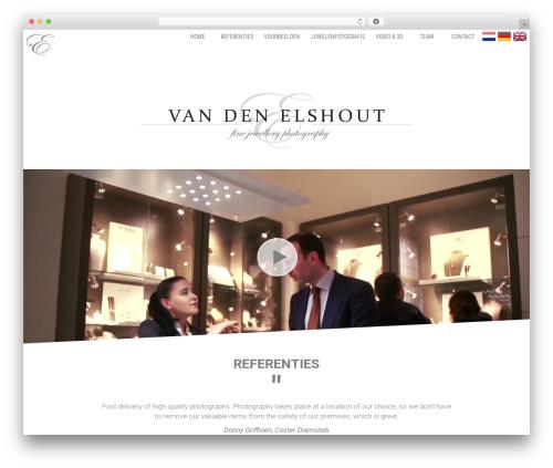 Parasponsive + WooCommerce 4.1 WordPress store theme - vandenelshout.com
