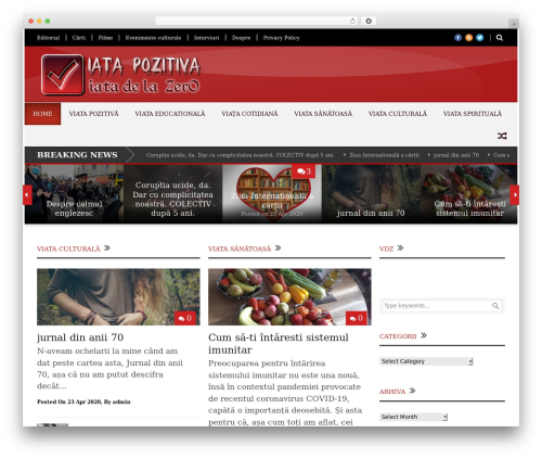 Theme WordPress World Wide - vdz.ro