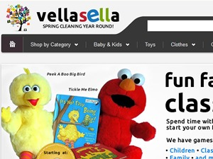 VellaSella (Bellissima Child) template WordPress
