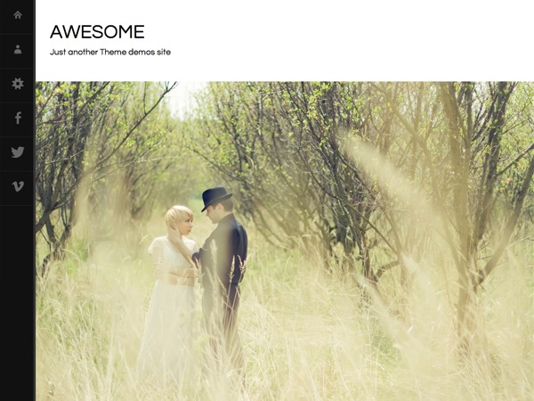 Graphpaperpress Awesome WordPress video template