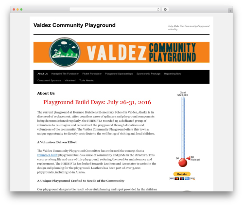 Twenty Ten WordPress free download - valdezplayground.org