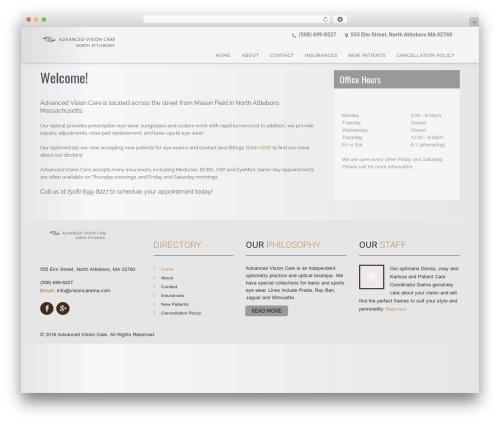 SKT Coffee WordPress theme download - visioncarema.com