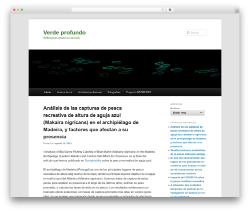 Twenty Eleven WordPress free download - verdeprofundo.net