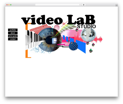 Twenty Ten VL WordPress theme - videolabstudio.co.uk
